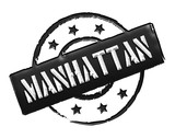 Stamp - MANHATTAN