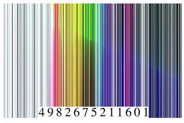 Código de barras arcoiris