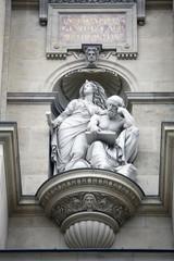 Vienna, figures based on mathematical inspiration
