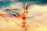 Fototapety fantasy dance