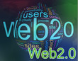 Wordcloud of Web 2.0