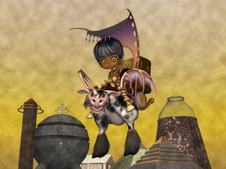 Aviatrix and Musa