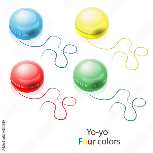 yo-yo colors