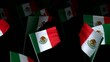 mexico_flag_crowd_3d_loopable