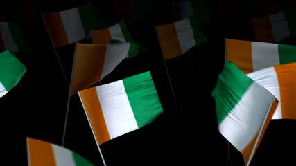 cote_d'Ivoire_flag_crowd_3d_loopable