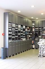 Office cabinet corner
