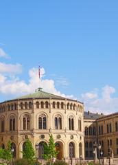 Parliament Oslo, Norway