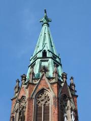 Church tower (Riga, Latvia)