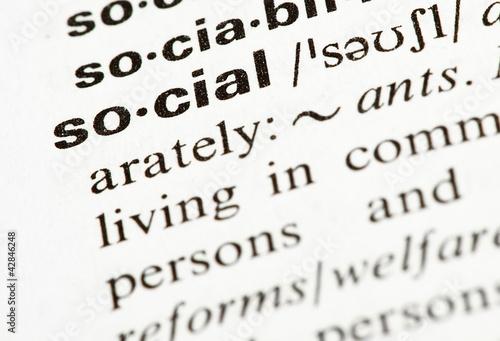 social word