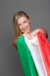 Italien Fan