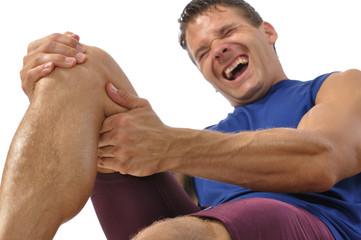 Knee and hamstring injury