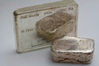 Silver Bullion Bar and Ingot