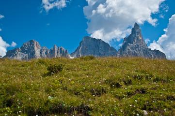 Pale di San Martino, Dolomites - Italy