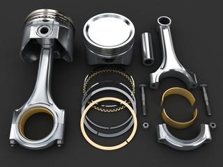 Engine piston