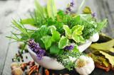 Fototapety Lavendel, Gewürze