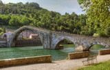 Bridge of Mary Magdalene - Italy poster