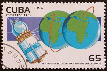 francobollo Cuba