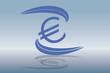 Euro neuer Schwung Schatten