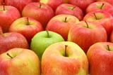 apple fruitage poster