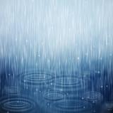 Fototapety A rainy day