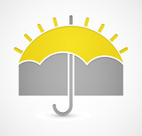 Icon of weather