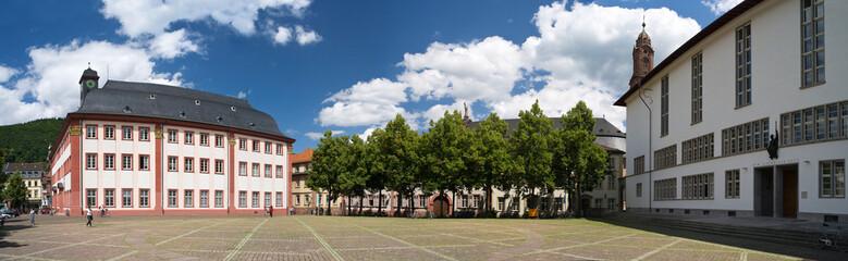 Uniplatz Panorama
