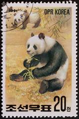 francobollo Korea
