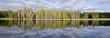 panoramica Lago Yellowstone