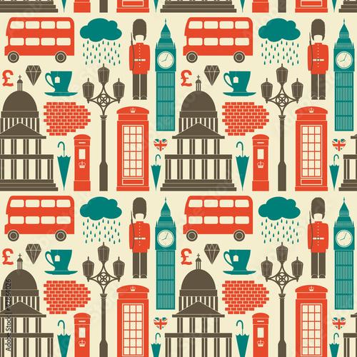 London Background - 42864026