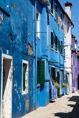 case di pescatori - Burano - Venezia