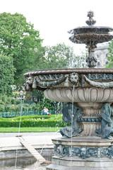 Brunnen im Wiener Volksgarten