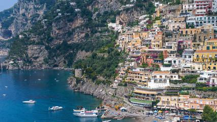 Amalficoast - Poistano - Italy