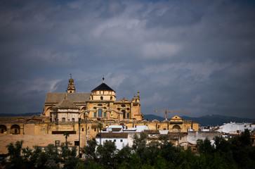 48 - external view of mosque of cordoba