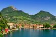 the city of Riva del Garda, Lago di Garda,Italy