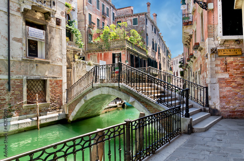 Leinwandbilder,venedig,brücke,monuments,italien