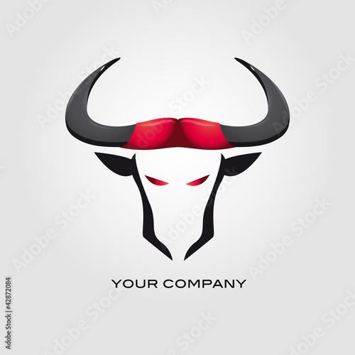 logo taureau