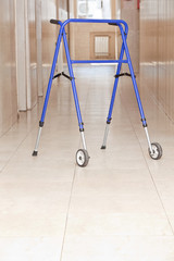 adjustable Folding Walker For Elderly