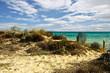 Sommer-Urlaub: Dühnenstrand an Mittelmeer / Mallorca