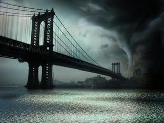 Tornado NYC NY