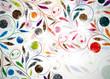 Obrazy na płótnie, fototapety, zdjęcia, fotoobrazy drukowane : floral abstract background