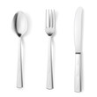 Cutlery fork spoon knife