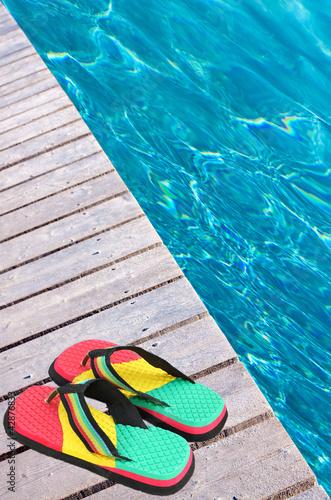 piscine jamaïcaine