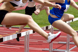 hurdle race poster