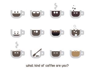 Coffee emotions