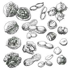 Nut set