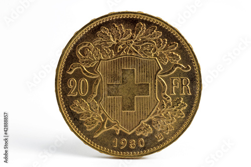 goldvreneli 20.- Schweiz