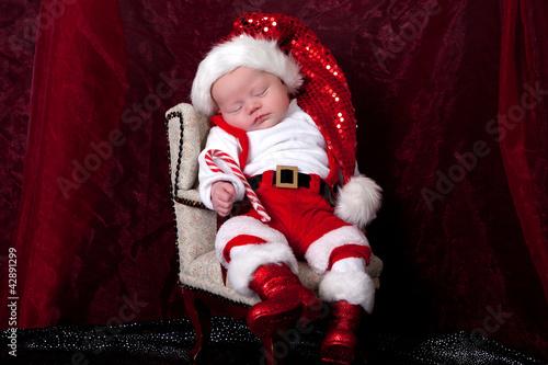 baby in weihnachtskost m von andreas metz lizenzfreies foto 42891299 auf. Black Bedroom Furniture Sets. Home Design Ideas
