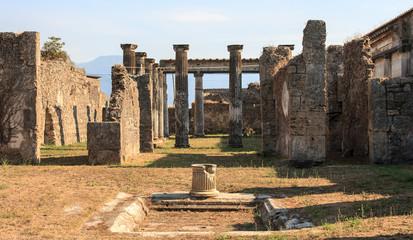 Pillar Pompeii