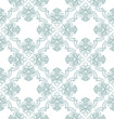Vector seamless vintage damask pattern
