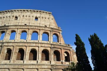 Vista del Coliseo.